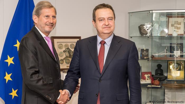 Shqipëria e Madhe  apo vetëm shantazhe ndaj BE së