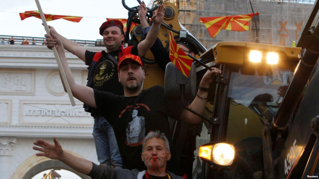 Image result for maqedoni kaos