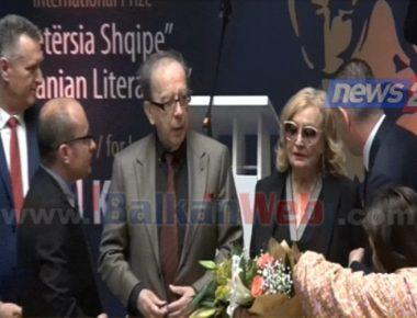 cmimet per letersine shqipe