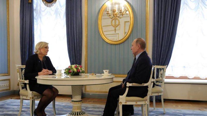 Prapaskena  Zgjedhjet presidenciale në Francë  Putin po ndihmon Le Pen  fushata e Macron e hakuar nga rusët