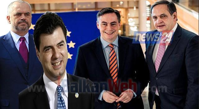 Zbardhet drafti i negociatorëve  ja çfarë i propozuan Ramës e Bashës për zgjidhjen e krizës