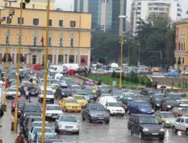 trafik tirane