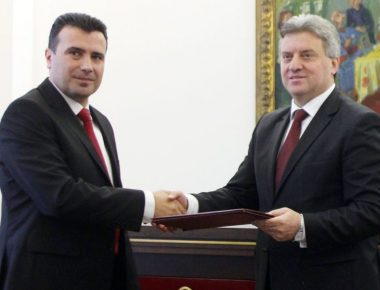 Ivanov, Zaev