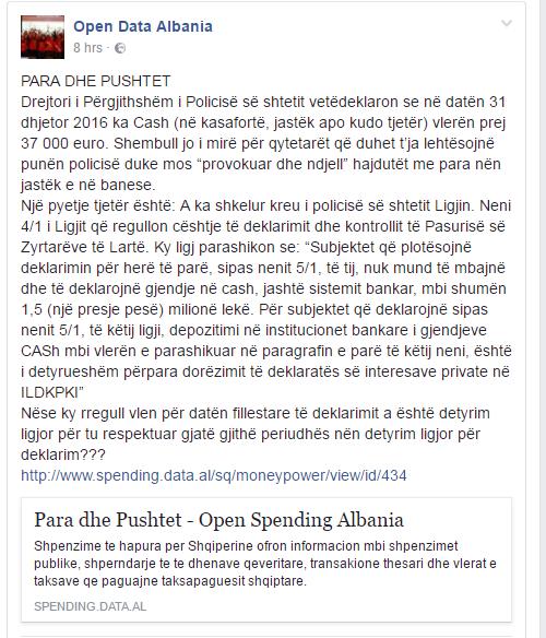 Open Data Albania