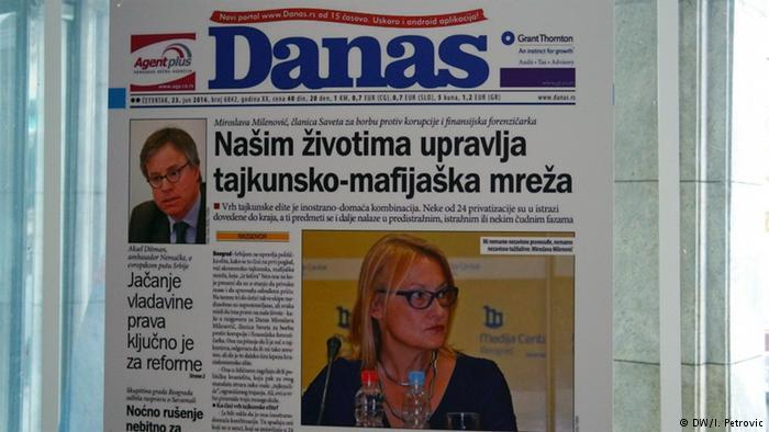Danas Serbi