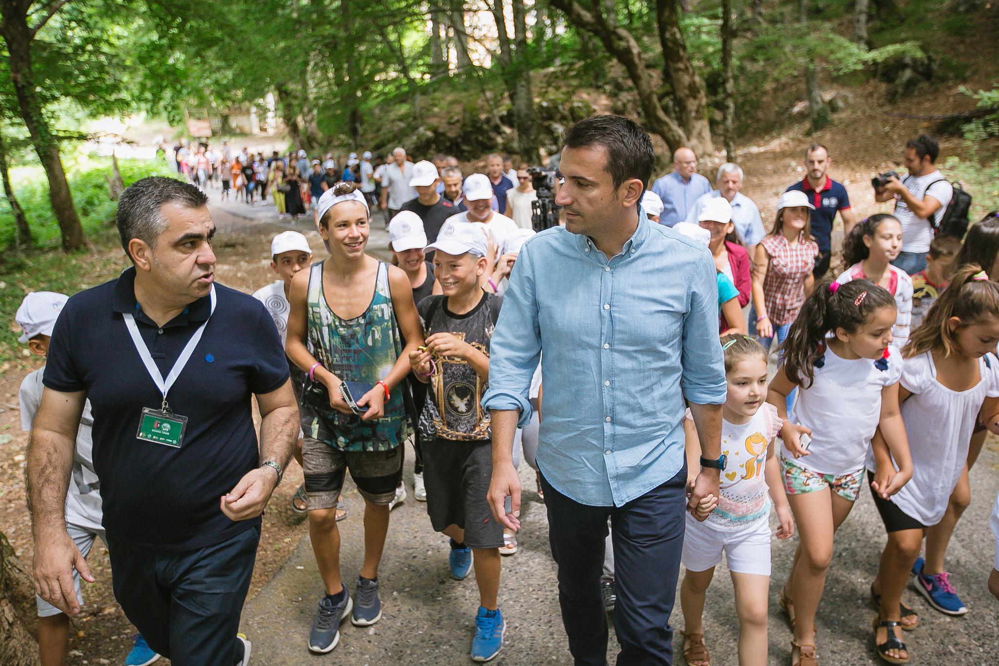 Tirana me një park të ri aventurash në Dajt, Veliaj: Politikë sociale dhe shëndetësore