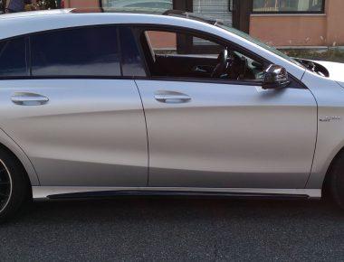 Mercedes-ladri