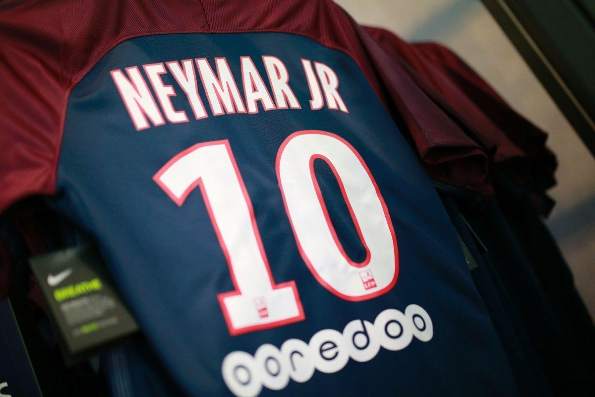 Neymar fanella