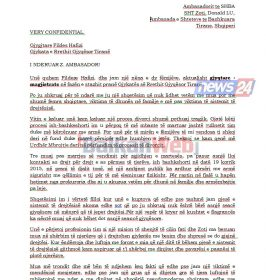 dokumenti i gjyqtares per donald Lu