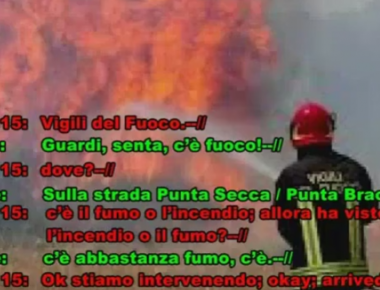 itali zjarret gjasme