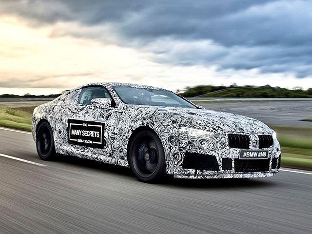 BMW lancon shtatë makina në panairin e Frankfurtit, përfshirë edhe