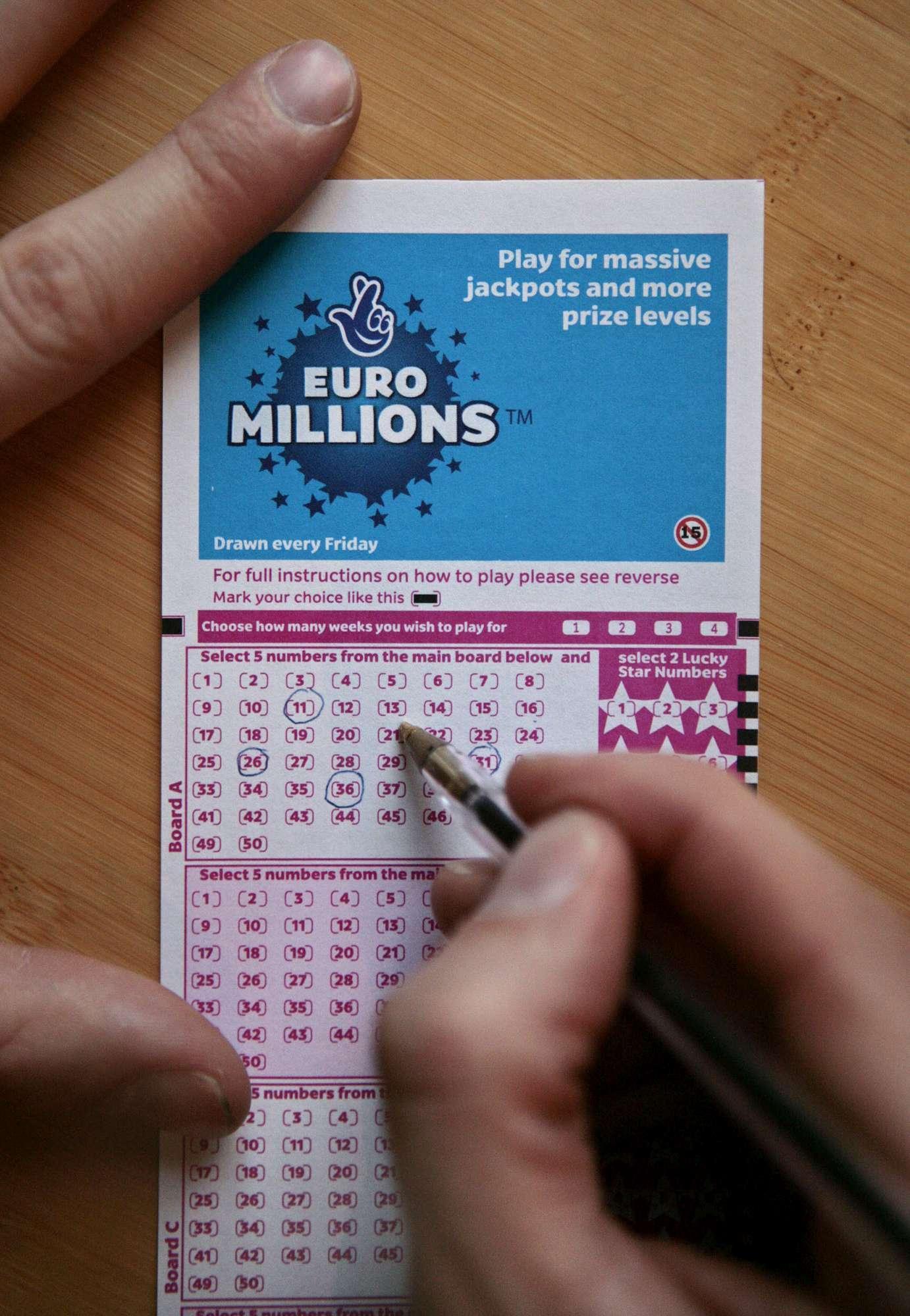 Euro Milions 1