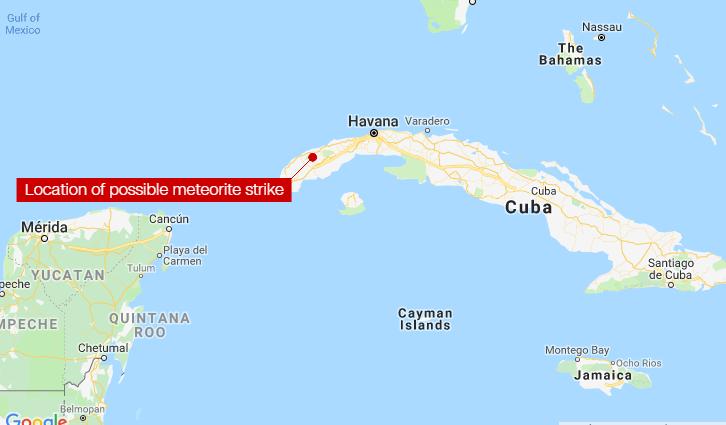 Metor Kuba Lokali