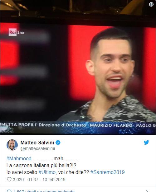 Salvini Pr Mahmood