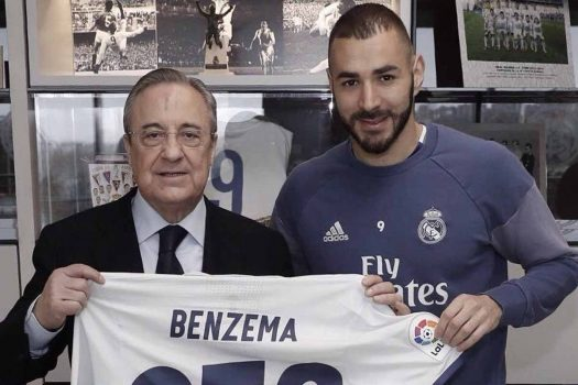 Perez Benzema