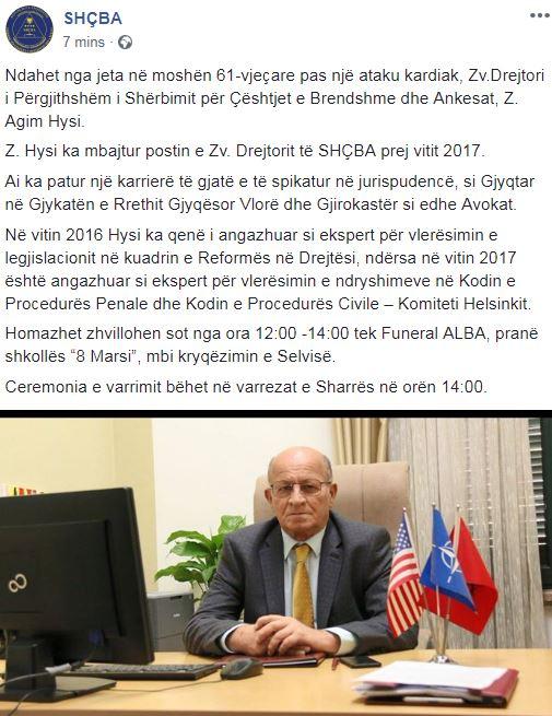 Agim Hysi