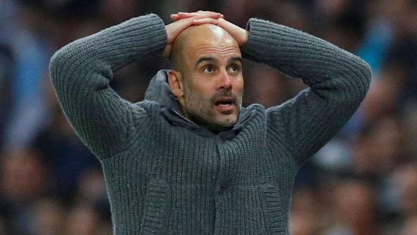 814245 Pep Guardiola Reuters
