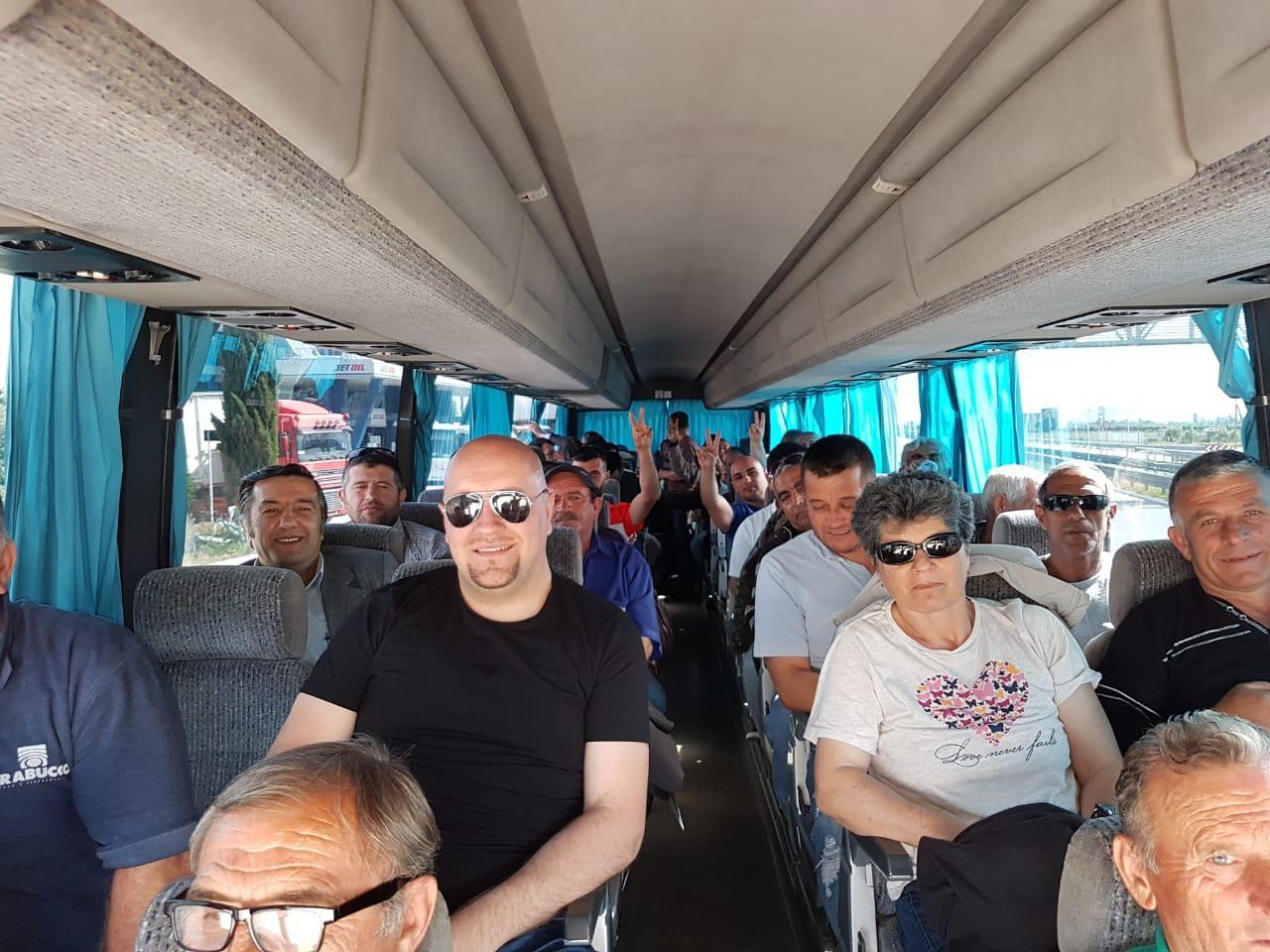 Gjirokaster Protestuesit (3)