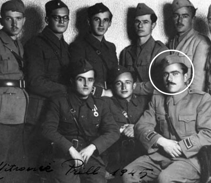 Rahman Parllaku Gjate Luftes