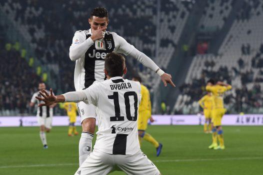 Juventus V Frosinone Calcio Serie A