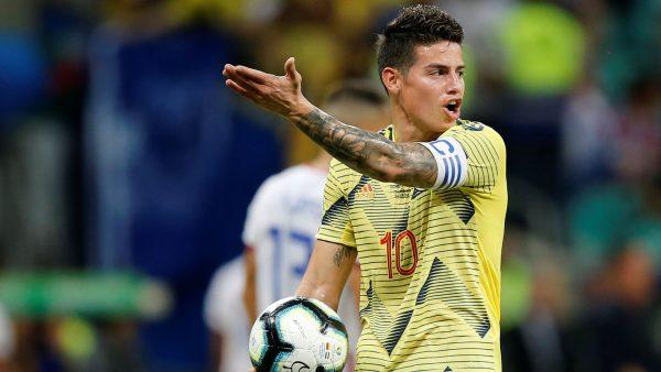 James Rodriguez Seleccion De Futbol De Colombia Real Madrid Futbol 408721765 126436003 1706x960