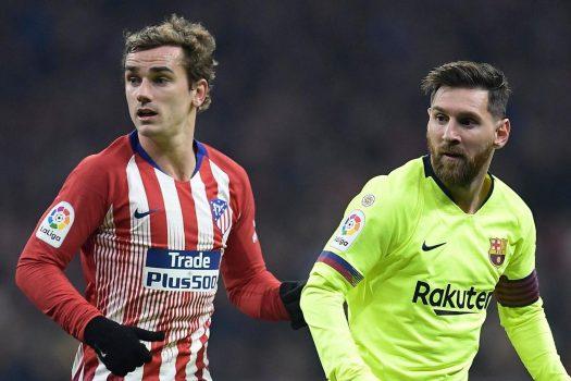 Griezmann Messi 0