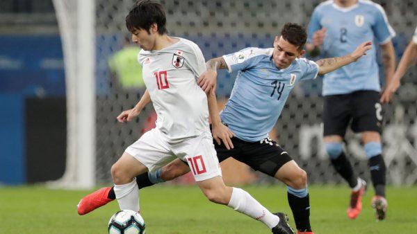 Copa America Brazil 2019 Group C Uruguay V Japan