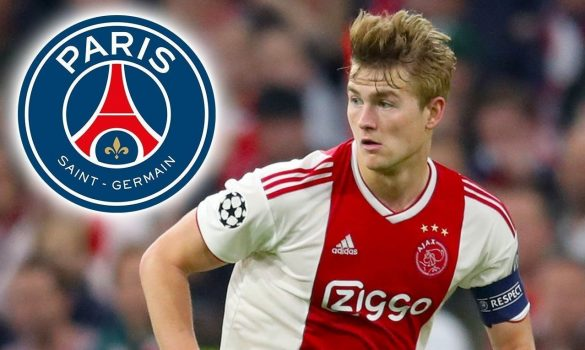 Transfer News Rumours Live De Ligt To Join Psg Plus Arsenal Chelsea Man Utd Liverpool Tottenham Gossip