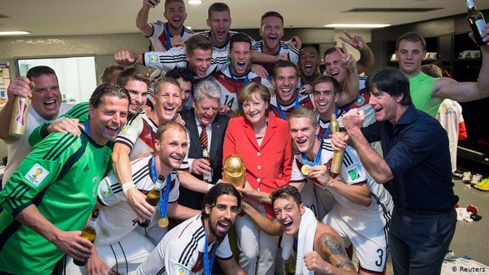 Merkel Me Kombetaren