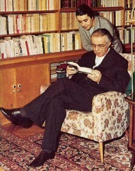 Nexhmije Hoxha Dhe Enver Hoxha1