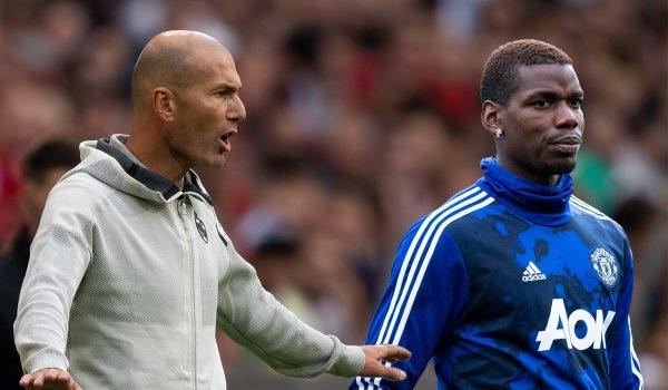 Pogba Zidane