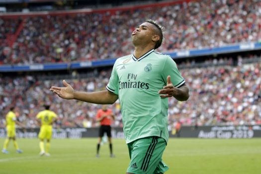 Real Madrid V Fenerbahce Audi Cup 2019 3rd Place Match