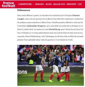 France Football 1