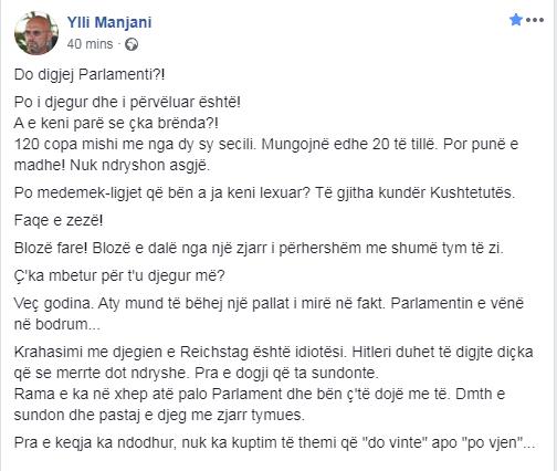 Manjani Ok Fb