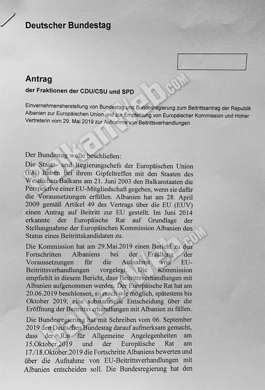 Dok Bundestag