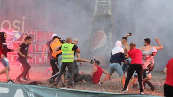 Perplasje Derbi Tirana Partizani 0