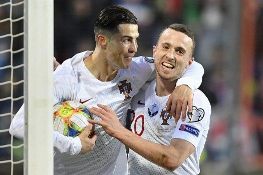 Fbl Euro 2020 Qualifier Lux Por