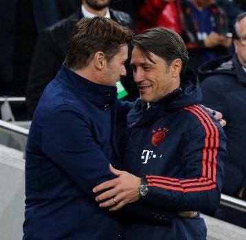 Tottenham Hotspur V Bayern Munich Uefa Champions League Group