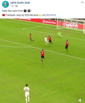 Berisha Uefa