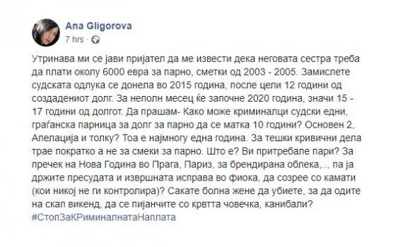 Ana Gligorova