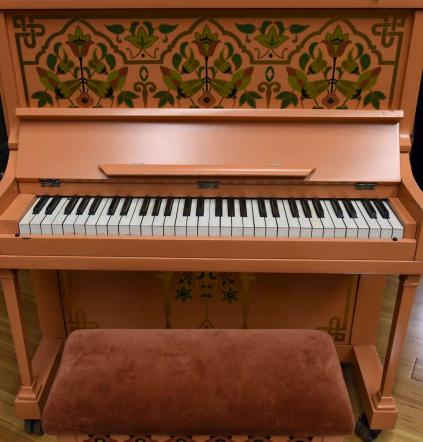 Pianoja