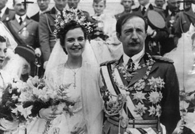 FOTO   Ish sovrania e hirshme e Shqipërisë   çfarë shkruante  Le Jour  për mbretëreshën Geraldinë në 1939
