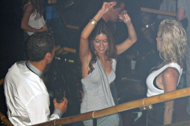 2 Pay Exclusive Cristiano Ronaldo Parties At Rain Nightclub In Las Vegas With Kathryn Moyorga In June 200