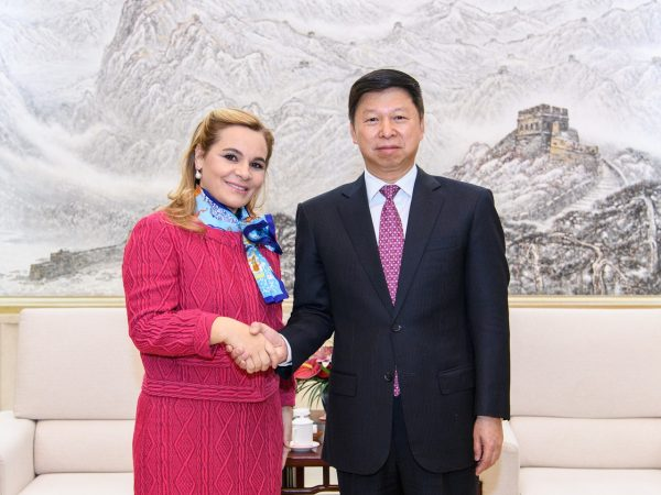 Kryemadhi Me Ministrin Kinez (1)