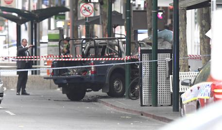 Man Sets Vehicle On Fire And Stabbs Two In Melbourne