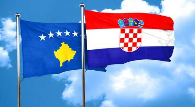 58052362 Kosovo Flag With Croatia Flag 3d Rendering 1541660547 7335926