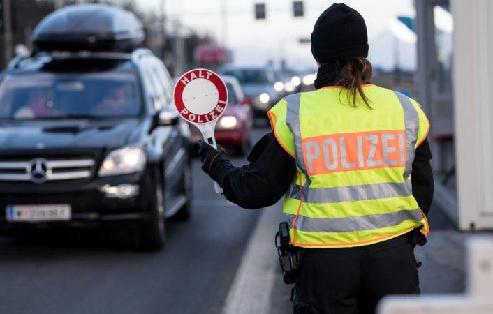Gjermani Policia