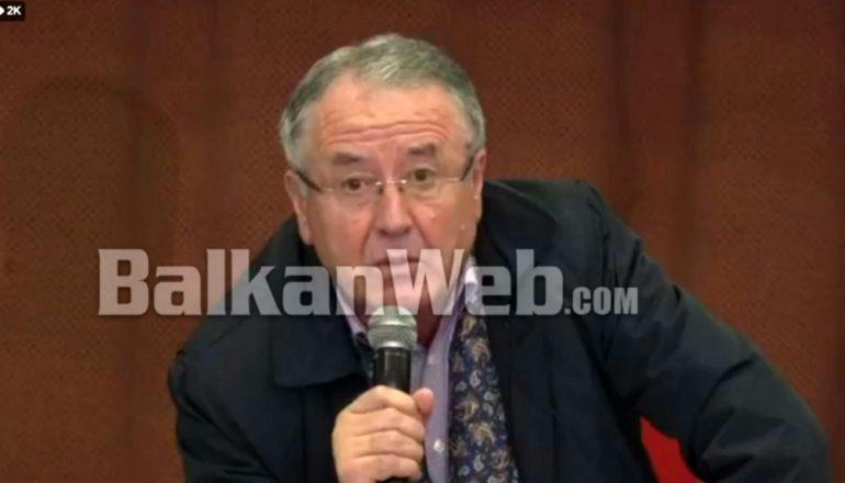 Rektori I Universitetit Bujqeor