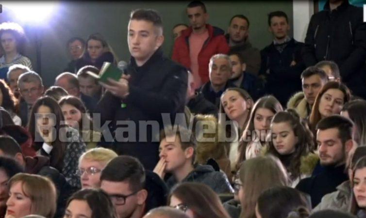Studenti Edi Rama