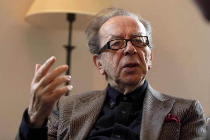 Israel Albania Literature Nobel Kadare